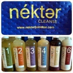 Nekter Detox by Nekter Juice Bar Juice Bars Smoothies 2435 E