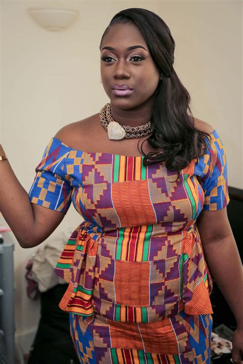 ghana kente styles sulley rebecca kente bride african fashion ankara