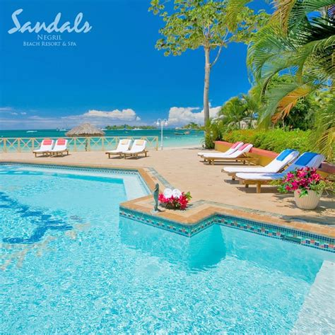sandals all inclusive resorts florida 10 best sandals negril resort images on