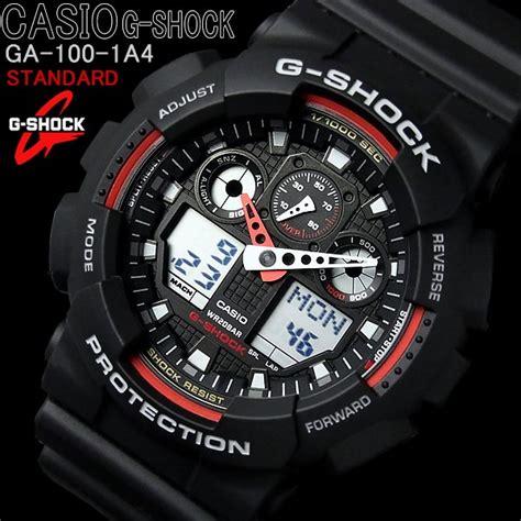 Exlcusive Ga 100 Ga 100 Ga 100 Ga100 Black Ori Bm Termurah hapian g shock カシオ 腕時計 ga 100 1a4 standard casio gショック ブラック 黒 yahoo ショッピング