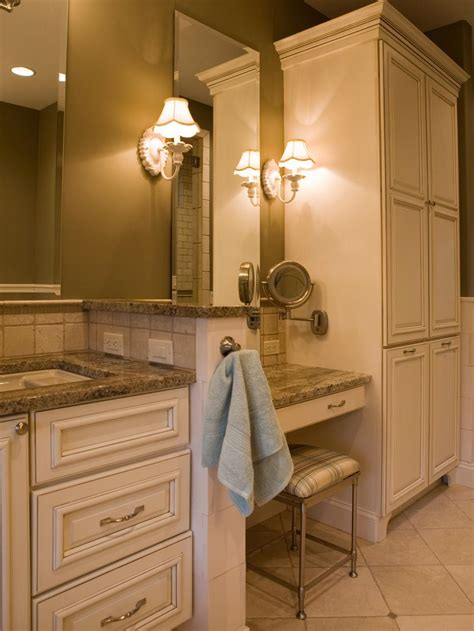 clever bathroom ideas 12 clever bathroom storage ideas hgtv