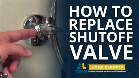 water shut valve sink how to replace a shut valve your sink