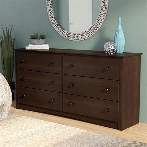 30 Inch High Dresser 30 Inch Wide Dresser Midcentury 5drawer Dresser No Assembly Required Dressers On