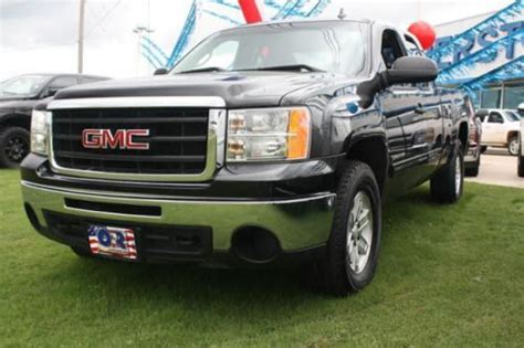 buy used 2009 gmc sierra 1500 sle in 4502 st michael dr texarkana texas united states for