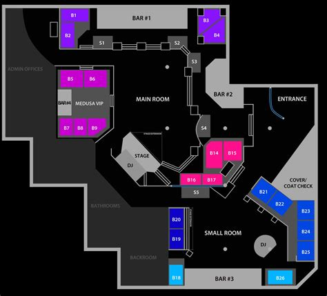 nightclub floor plans nightclub floor plan design joy studio design gallery