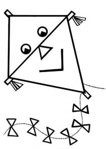 kite coloring page printable kite coloring pages coloring me