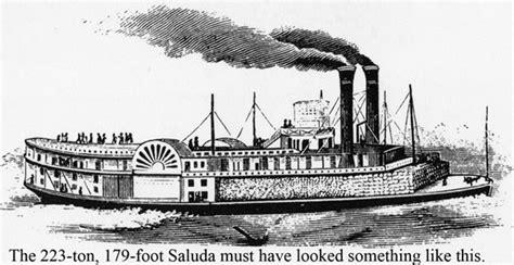 boat shop of lexington saluda steamship