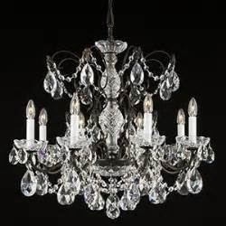 Chandelier Costco Costco Pecaso Lighting Esprit Antique Bronze 8 Light