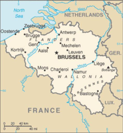 map of belgium with cities list of cities in belgium simple the