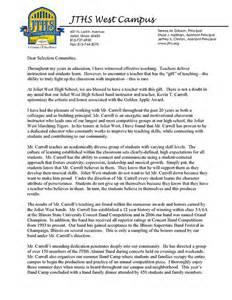 golden apple nomination letter on behance