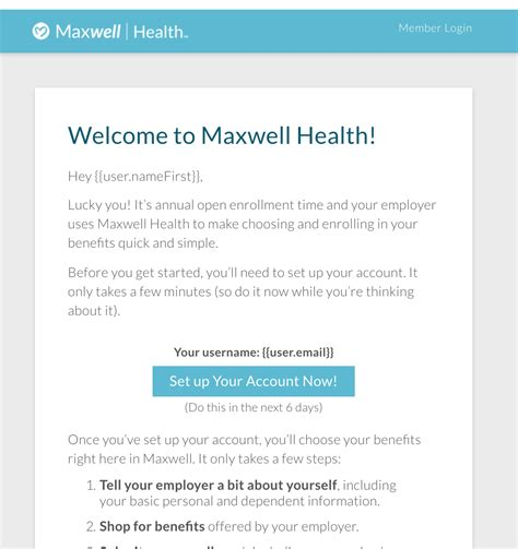 open enrollment email template images templates design ideas