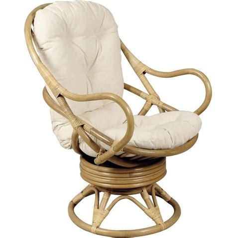 fauteuil jardin 613 canap 233 papasan 2 places en rotin avec coussin