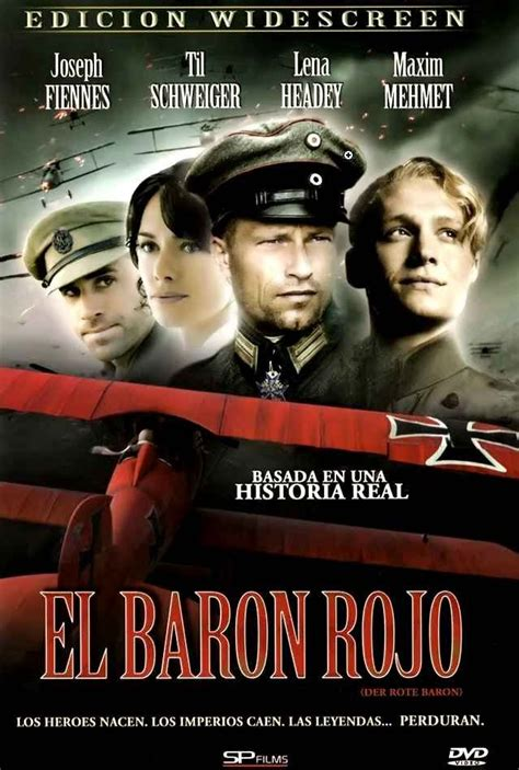 el barn rojo 846792263x ver el bar 243 n rojo the red baron 2008 online dvdrip