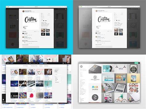 web layout mockup psd 35 free web browser app presentation psd mockups