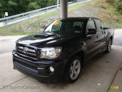 black sand for sale 2009 toyota tacoma x runner in black sand pearl photo 5