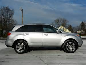 2007 Acura Mdx Technology Package 2007 Acura Mdx Pictures Cargurus