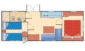 cing mobile home mobilhomes cinque terre cing bungalows mobile homes