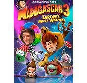 Madagascar 3 Europes Most Wanted JimmyandFriends Style