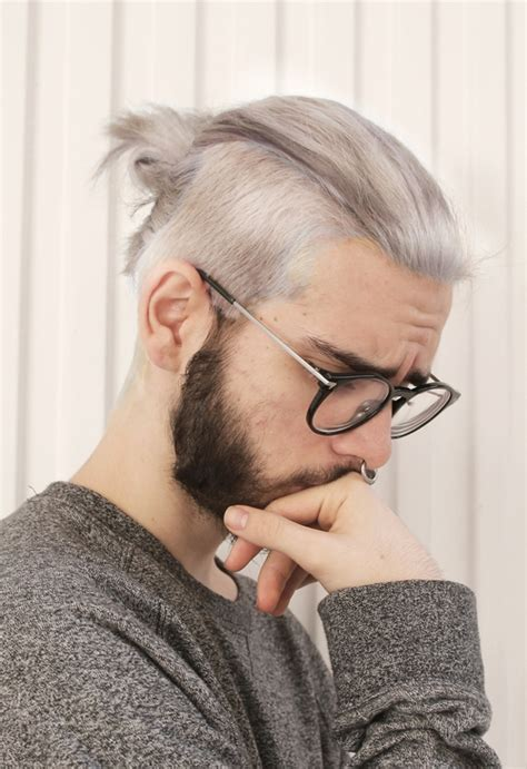 mens top knot hairstyle time undercut hairstyle 45 stylish looks hommes malaysia s