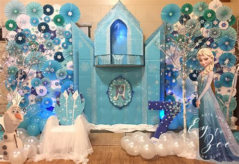 Frozen Themed Party Kelso | frozen themed party