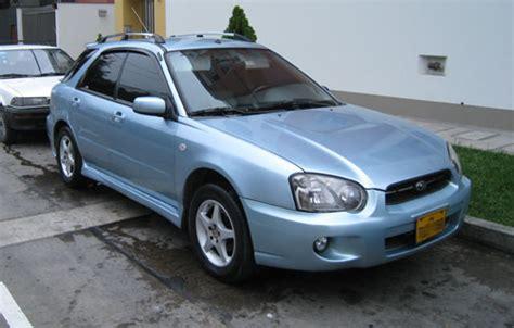 subaru hatchback 2004 vendo subaru impreza hatchback 2004