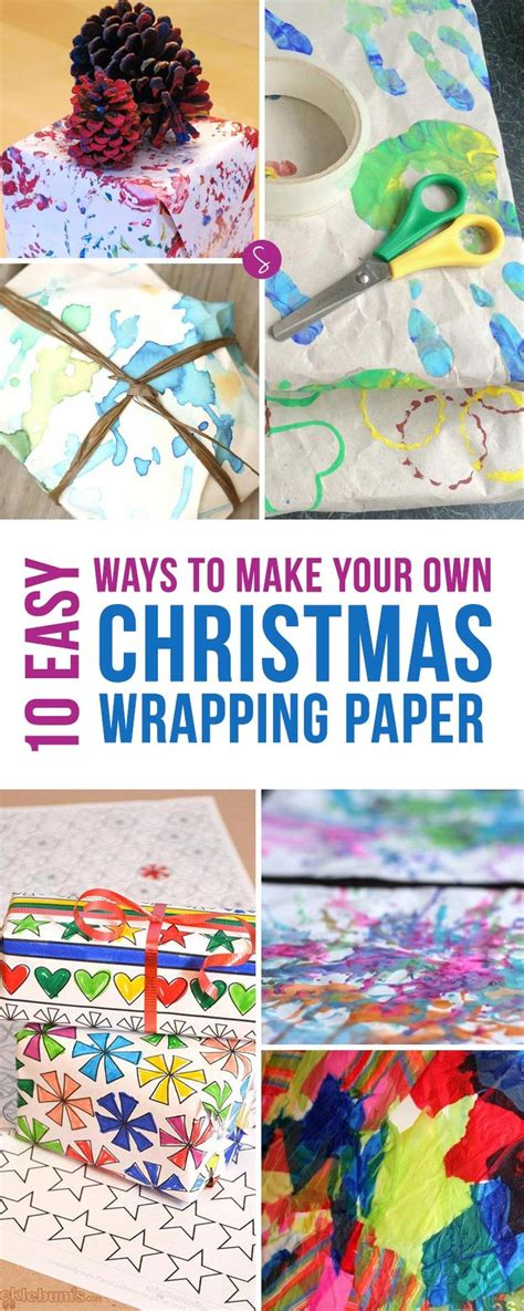 Wrapping Paper Craft Ideas - 17 best ideas about wrapping paper crafts on