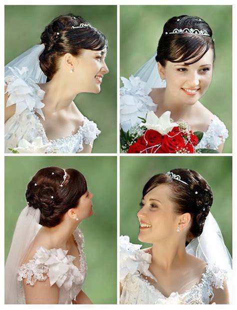 Brautfrisuren Schulterlanges Haar Mit Schleier by Brautfrisuren Kurzhaar Mit Schleier