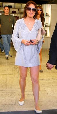 Lindsay Lohan Has A Healthy Appetite by A Moxie Fashionista Great Lindsay Lohan