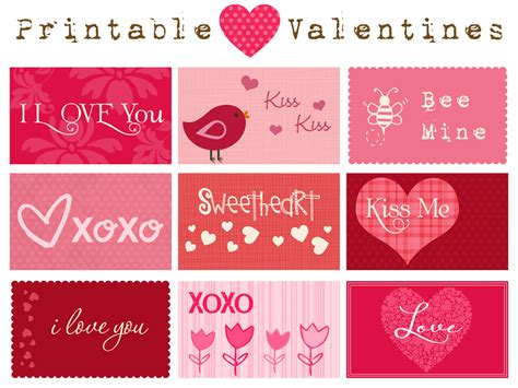 Valentine Gift Card - 25 valentines greeting cards and handmade valentine card designs