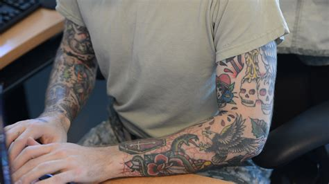 united states tattoo army regs tattoos uniforms