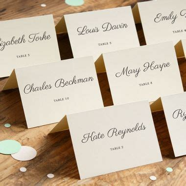 place card template 8 5 x 11 25 best printable place cards ideas on