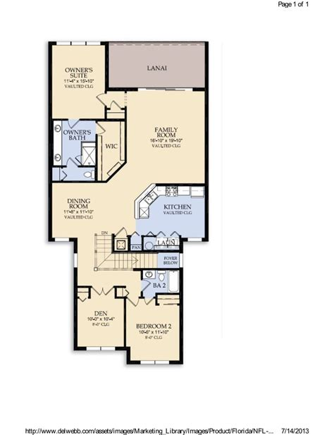 floor plans florida bella trae cormorant floor plan in chions gate fl
