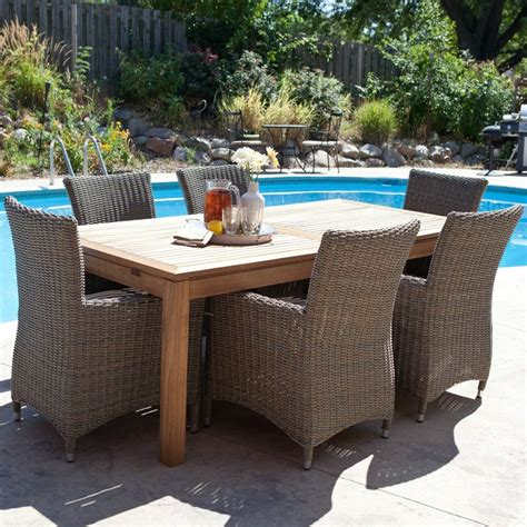 Outdoor Patio Furniture On Sale 27 Simple Patio Dining Sets Clearance Pixelmari