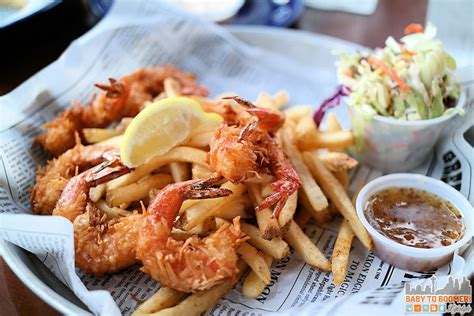 Tv Dinners Forrest Gumps Coconut Shrimp by Monterey Dining Bubba Gump Shrimp Co On Cannery Row
