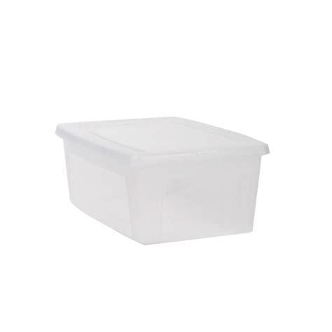 Boite Plastique Avec Couvercle 6362 by Bo 238 Te Plastique Transparent Rangement
