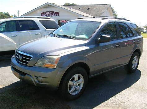 2007 kia sorento mpg 2007 kia sorento lx 4dr suv in oxford nc gray s auto sales