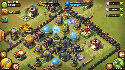 castle clash android android clone castle clash review best clash and castle clash reviews in one