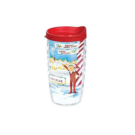 bed bath and beyond tumblers tervis 174 the elf on the shelf 174 tumblers with lid 5