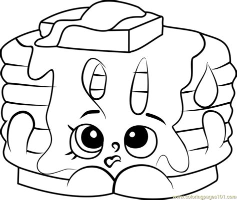 pancake coloring pages pancake coloring pages printable coloring pages