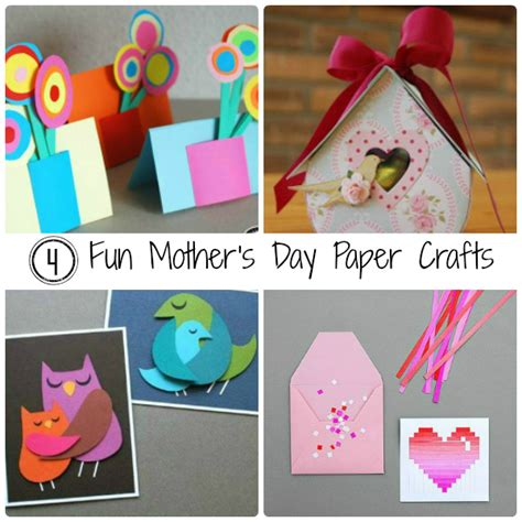 S Day Paper Crafts - 4 s day paper crafts the papery craftery