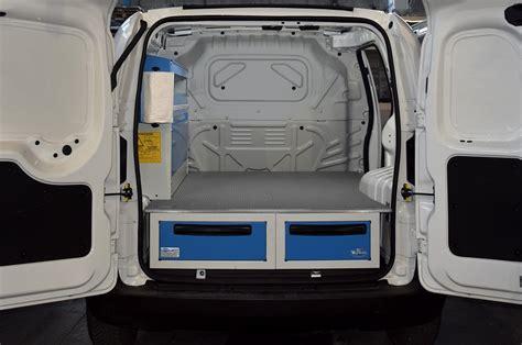 scaffali per furgoni fai da te allestimento furgoni