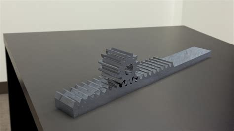 Rack And Pinion Design by Rack And Pinion Catia Stl Step Iges Solidworks 3d