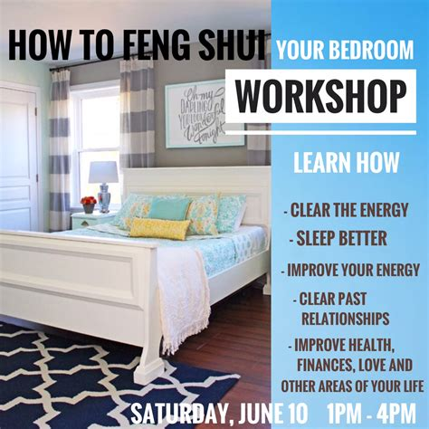 how to feng shui your bedroom how to feng shui your bedroom saturday june 10 1 4pm 49