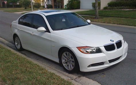 Bmw 3 Series 2006 by Bmw 3 Series 325i 2006 Auto Images And Specification