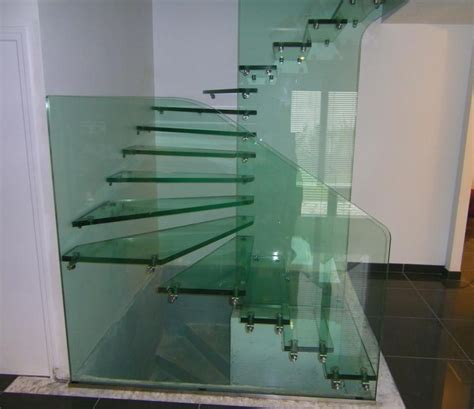 Free Standing Stairs Design Glass Stairs Staircase123