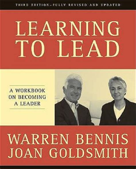learn laugh lead how to avoid a leadersh t books the new leader is one who commits by warren g