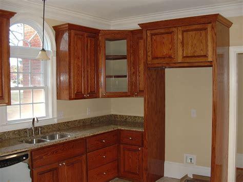 wrap around kitchen cabinets cabinets wrap around enclosed fridge decorhome