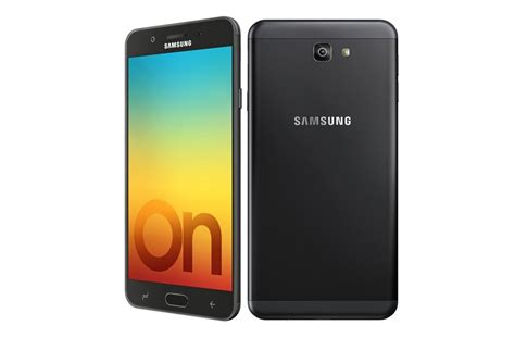 Samsung O 7 Samsung Galaxy On7 Prime 2018 Officially Unveiled For Rs 12 990 Brings Along Samsung Mall