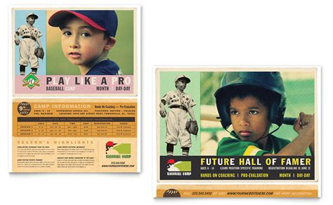 baseball card template microsoft word baseball sports c poster template word publisher