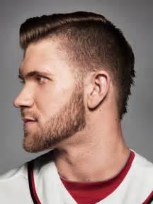 bryce haircut bryce harper peter yang
